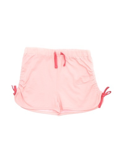 Pink&Orange Şort Pembe